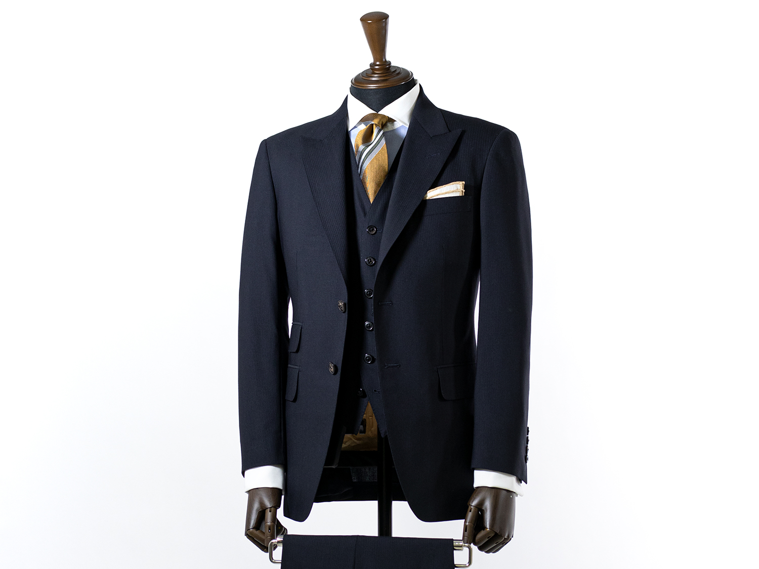 オーダースーツ Savile Row Drape Model